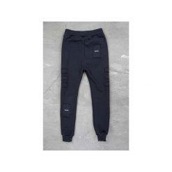 Spodnie dresowe damskie: smh black pants