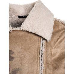 Sisley JACKET Kurtka przejściowa beige. Czarne kurtki chłopięce przejściowe marki Sisley, l. W wyprzedaży za 194,35 zł.