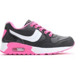 Czarne Buty Sportowe Call By. Czarne buty sportowe dziewczęce marki Born2be, z materiału, z okrągłym noskiem, na sznurówki. Za 49,99 zł.