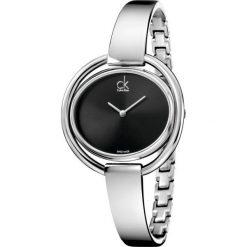 ZEGAREK CALVIN KLEIN IMPETUOUS K4F2N111. Czarne zegarki damskie Calvin Klein, szklane. Za 1019,00 zł.