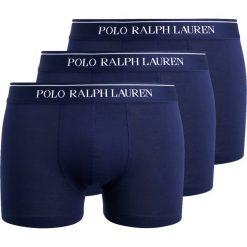 Polo Ralph Lauren POUCH TRUNKS 3 PACK Panty navy. Niebieskie bokserki męskie Polo Ralph Lauren, z bawełny. Za 169,00 zł.