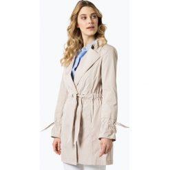 Płaszcze damskie: Comma – Płaszcz damski, beżowy