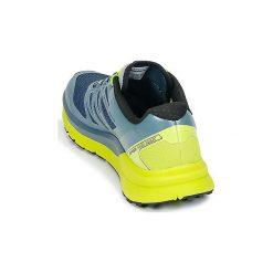 Buty do biegania Salomon  SENSE PRO MAX. Szare buty do biegania męskie marki Salomon. Za 461,30 zł.