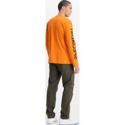Spodnie męskie: Maharishi ORIGINAL SNOPANTS STRAIGHT FIT Spodnie materiałowe mil olive