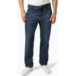 Joker - Jeansy męskie, niebieski. Niebieskie jeansy męskie regular Joker. Za 449,95 zł.