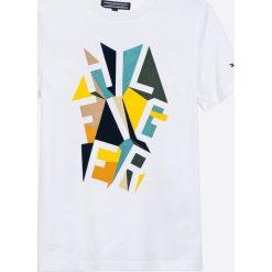T-shirty męskie z nadrukiem: Tommy Hilfiger - T-shirt dziecięcy 122-176 cm