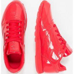 Reebok Classic CLASSIC Tenisówki i Trampki red. Czerwone trampki chłopięce marki Reebok Classic, z gumy. Za 269,00 zł.