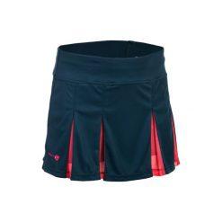 Spódniczki dziewczęce z falbankami: Spódniczka 900 Jr ciemnoszara