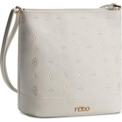 Torebka NOBO - NBAG-C4060-C000 Biały. Białe listonoszki damskie Nobo. W wyprzedaży za 139,00 zł.