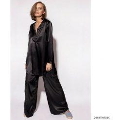 Piżamy damskie: Piżama The Gentle One czarna