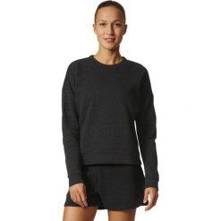 Bluzy sportowe damskie: Adidas Bluza damska Stadium Sweat czarna r.  M (B47322)