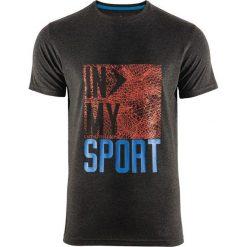 Outhorn Koszulka męska HOZ17-TSM603  szara r. XL (HOZ17-TSM603). Szare koszulki sportowe męskie Outhorn, m. Za 33,90 zł.