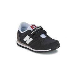 Buty Dziecko New Balance  KE420. Czarne trampki chłopięce marki New Balance. Za 191,20 zł.