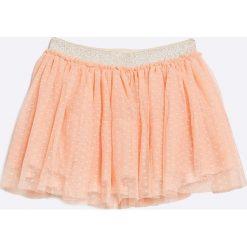 Name it - Spódnica dziecięca 92-128 cm. Różowe minispódniczki Name it, z poliesteru, rozkloszowane. W wyprzedaży za 49,90 zł.