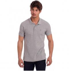 Polo Club C.H..A Koszulka Polo Męska Xl Szara. Szare koszulki polo Polo Club C.H..A, m. W wyprzedaży za 149,00 zł.