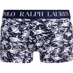 Polo Ralph Lauren Panty cruise navy shark. Niebieskie bokserki męskie Polo Ralph Lauren, z bawełny. Za 129,00 zł.