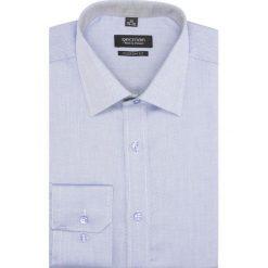 Koszula bexley 2514 długi rękaw custom fit niebieski. Szare koszule męskie marki Recman, m, z długim rękawem. Za 139,00 zł.