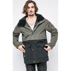 Quiksilver - Kurtka  Snowboardowa Horizon. Szare kurtki męskie Quiksilver, l, z materiału, z kapturem. W wyprzedaży za 599,90 zł.