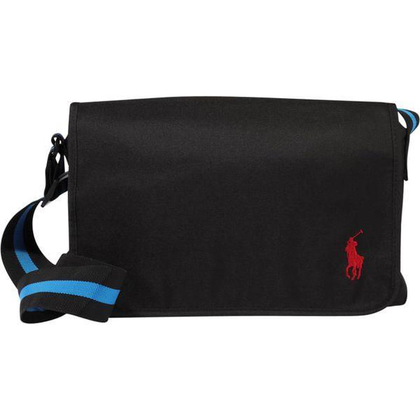 273a66a5d4796 Polo Ralph Lauren Torba na ramię black/royal/red - Czarne torby męskie na ramię  Polo Ralph Lauren, na ramię. W wyprzedaży za 272,35 zł.