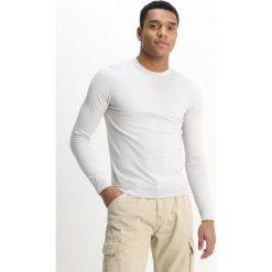 Swetry męskie: Sisley Sweter offwhite
