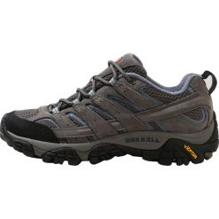 Merrell MOAB 2 VENT Obuwie hikingowe granite. Niebieskie buty sportowe damskie marki Merrell, z materiału. Za 459,00 zł.