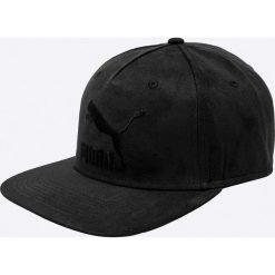 Puma - Czapka. Czarne czapki z daszkiem damskie marki INOVIK, z elastanu. W wyprzedaży za 84,90 zł.