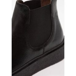 Botki damskie lity: Weekend Ankle boot pull up nero