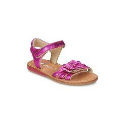 Sandały Dziecko  Noel  SAXO. Czerwone sandały dziewczęce Noel. Za 209,30 zł.