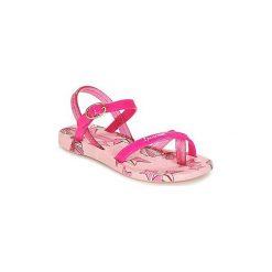 Sandały Dziecko  Ipanema  FASHION SAND V KIDS. Czerwone sandały dziewczęce Ipanema. Za 76,30 zł.