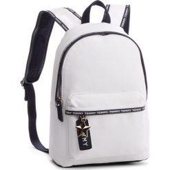 Torebki i plecaki damskie: Plecak TOMMY HILFIGER – Th Logo Tape Mini Backpack AW0AW05088 104