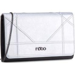 Torebka NOBO - NBAG-D0750-C019 Srebrnoszary Mat. Szare torebki klasyczne damskie Nobo, ze skóry ekologicznej. W wyprzedaży za 119,00 zł.