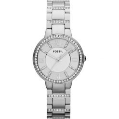 Zegarki damskie: Zegarek FOSSIL – Virginia ES3282  Silver/Silver