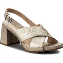 Sandały damskie: Sandały UNISA – Lopan Md St Mumm/Linen Metal