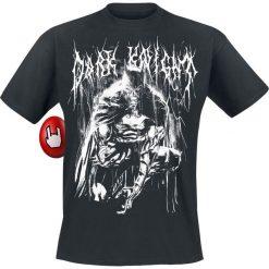 T-shirty męskie z nadrukiem: Batman Bat Metal T-Shirt czarny