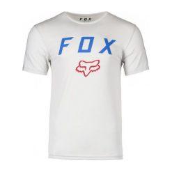 FOX T-Shirt Męski Contended Ss Tech Xxl Szary. Szare t-shirty męskie FOX, m. W wyprzedaży za 99,00 zł.