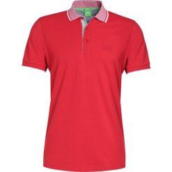 Koszulki polo: BOSS Green PADDOS Koszulka polo medium red