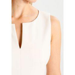 Sukienki hiszpanki: Karen Millen WAIST DETAIL PENCIL Sukienka etui offwhite