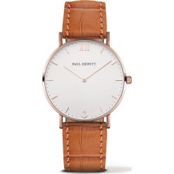 Zegarek unisex Paul Hewitt Sailor PH-SA-R-ST-W-16M. Szare zegarki damskie Paul Hewitt. Za 675,00 zł.