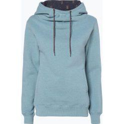 Bluzy damskie: Derbe - Damska bluza nierozpinana – Seemansbraut Pineapple, zielony