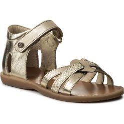 Sandały dziewczęce: Sandały NATURINO – 0010502326.04.9131 Platino M