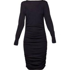Sukienki dzianinowe: Escada Sport DELPHYNI Sukienka dzianinowa black