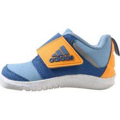 Adidas Performance FORTAPLAY AC Obuwie treningowe ashblue/traroy/reagol. Brązowe buty sportowe chłopięce marki adidas Performance, z gumy. Za 129,00 zł.