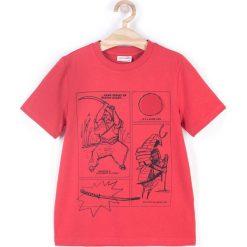 Odzież chłopięca: Coccodrillo - T-shirt dziecięcy 128-158 cm