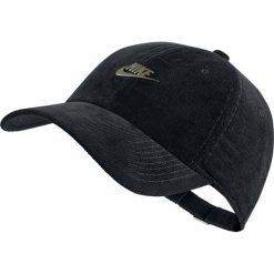 Czapka Nike NSW H86 Cap (925419-010). Czarne czapki z daszkiem męskie Nike. Za 62,99 zł.