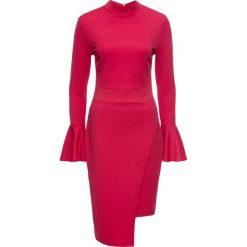 Sukienki: Sukienka bonprix czerwień granatu