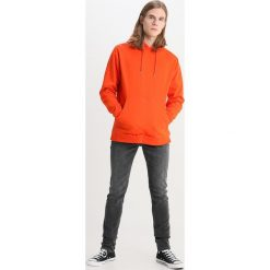 Bluzy męskie: We are Cph AMADOU HOOD Bluza z kapturem orange