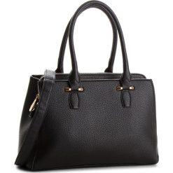 Torebka JENNY FAIRY - RC10457 Black. Czarne torebki klasyczne damskie marki Jenny Fairy, ze skóry ekologicznej. Za 119,99 zł.