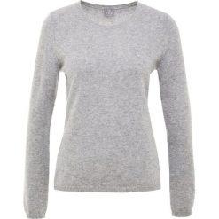 FTC Cashmere BASIC Sweter grau. Szare swetry klasyczne damskie FTC Cashmere, s, z kaszmiru. Za 839,00 zł.