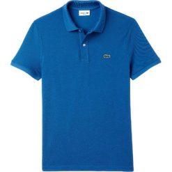 Lacoste SHORTSLEEVE SLIM FIT Koszulka polo medway. Szare koszulki polo marki Lacoste, z bawełny. Za 369,00 zł.