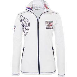 """Kurtka softshellowa """"Nordy"""" w kolorze białym. Białe kurtki męskie Nebulus, m. W wyprzedaży za 173,95 zł."""